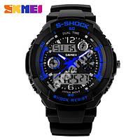 Электронные часы SKMEI 0931 S-Shock Casio style