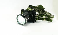 Налобный фонарик BL POLICE 6807 30000W