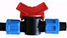 Кран соединительный для ленты диаметром 16