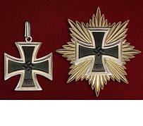 Копии высших наград Третьего Рейха
