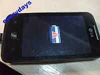 Мобильный телефон LG Optimus Hub E510