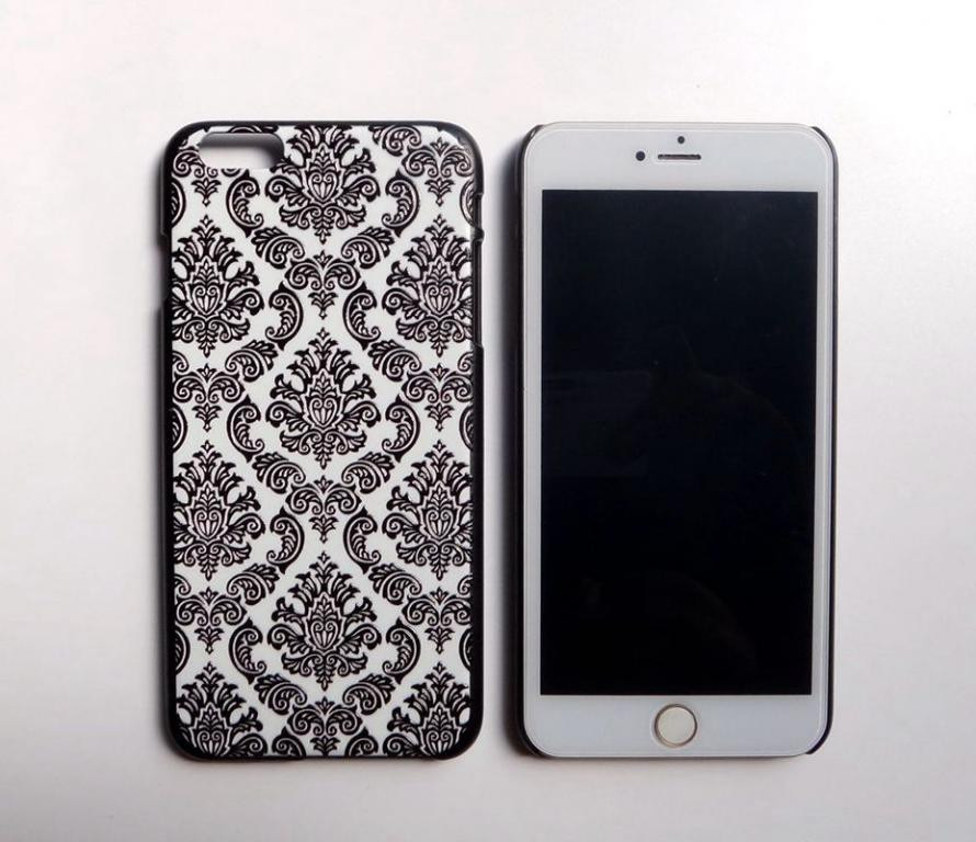 Чехол Apple iPhone 6 plus нетрадиционный дизайн