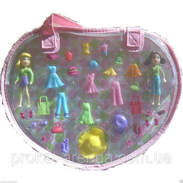 Набор кукол с аксесуарами