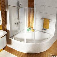 Акриловая угловая ванна NewDay