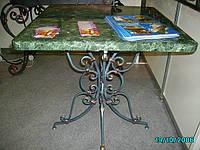 Кованый стол арт.м 17, фото 1