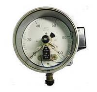 Сигнализирующие манометры, вакуумметры, мановакуумметры ЭКМ-1У, ЭКМ-2У, ЭКВ-1У, ЭКМВ-1У