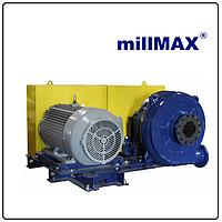 Ремонт и восстановление деталей проточной части насоса MillMax