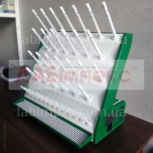 Устройство ПЭ-2010 для сушки лабораторной посуды (Стенд)