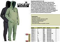 Термобелье Norfin Cosy Line (L/52-54) черное- олива *** Норфин