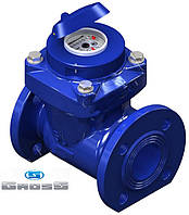 Счетчик Gross WPK-UA 50/200 Ду 50 на холодную воду турбинный