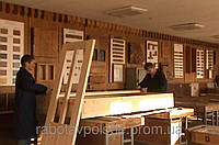 Производство дверей, окон, мебели