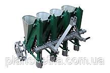 Сеялка для чеснока Ярило 4-х рядная тракторная с бункерами для удобрений , фото 3