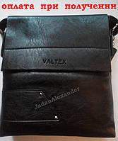 Чоловіча шкіряна сумка бренд VALTEX (1601) НОВИНКА!, фото 1