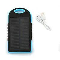 Солнечное зарядное устройство Power Bank 28000 mAh