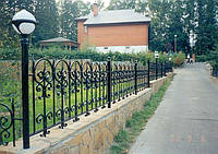 Забор кованый арт.19