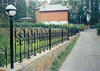 Забор кованый арт.19 , фото 1