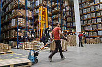 Работа на складах Procter & Gamble