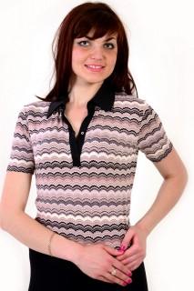 Блуза женская в рубашечном стиле