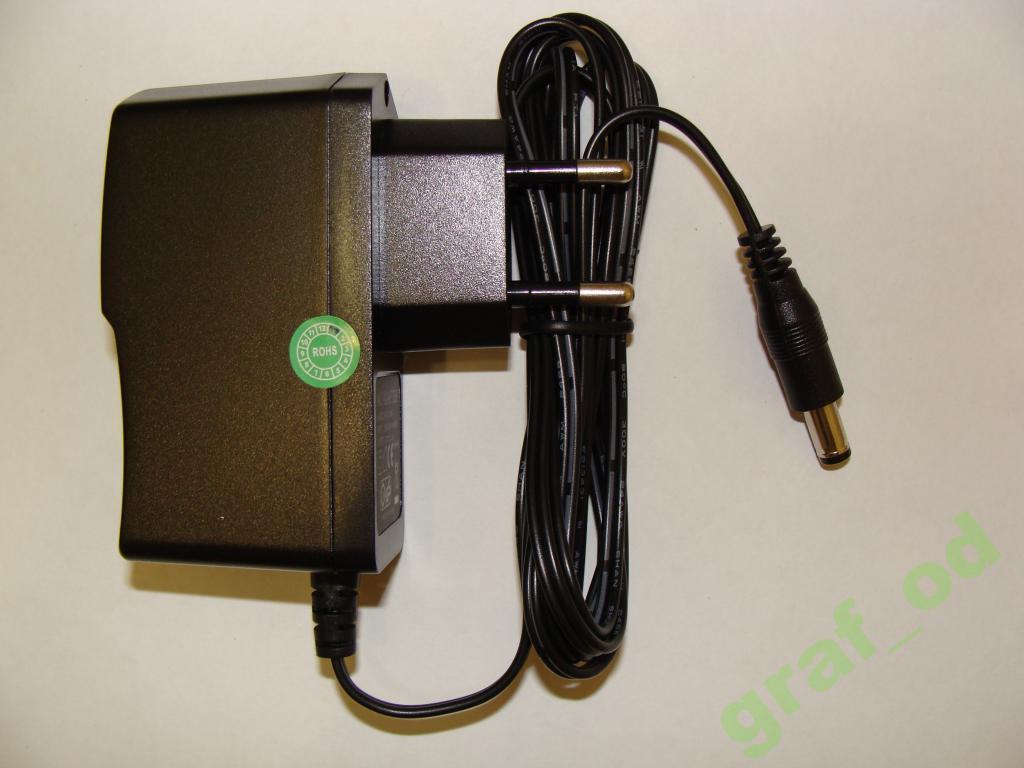 12V 1A Зарядка Блок питания светодиодная лента КАЧЕСТВО Адаптер штекер 5,5х2,5 мм