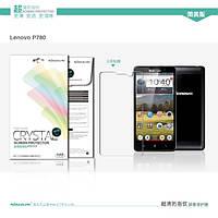 Защитная пленка Nillkin для Lenovo P780 глянцевая