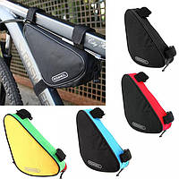 Велосумка, сумка для велосипеда под раму ROSWHEEL