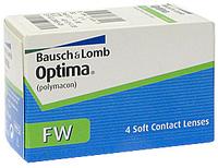 Контактные линзы Оптима Optima FW Bausch&Lomb