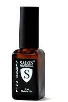 Salon Strong Nail, Верхнє покриття для зміцнення натуральних нігтів, 15 мл