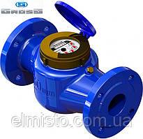 Счётчик GROSS MTK-UA Dn 50 крыльчатый (фланец), L=300мм, Qn=25,0 m3/ч многоструйный на холодную воду