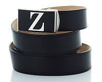 Ремень мужской кожаный  E. Zegna
