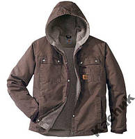 XXL Теплая куртка с капюш. Carhartt USA