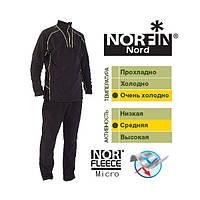 Термобелье Norfin Nord (M/48-50) черное Норфин норд