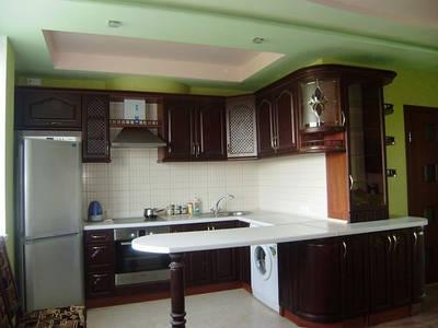 Кухни на заказ, дсп, мдф, постформинг, алюминиевый профиль, натуральное дерево, каменные столешницы