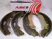 Тормозные колодки задние барабанные Samand ABE, фото 1
