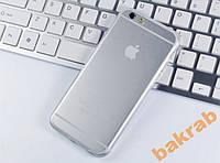 Ультртонкий силиконовый тпу чехол iPhone 6/6s