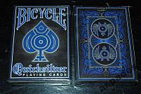 Карты игральные Bicycle Quicksilver