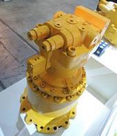 Гидромотор поворота 706-75-11502 для Komatsu PW150