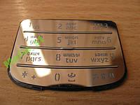 Nokia 6700 classic клавиатура серебро 02692G7 оригинал с разборки