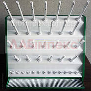 Устройство ПЭ-2010 для сушки лабораторной посуды (Стенд), фото 4