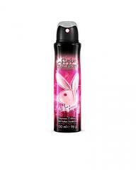 Дезодорант парфумований жіночий Playboy Super Playboy 150мл.