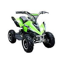 Электрический квадроцикл HB-6 EATV 800 B-5 зелёный
