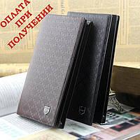 Мужской клатч кошелек портмоне кожаный YKSS, фото 1