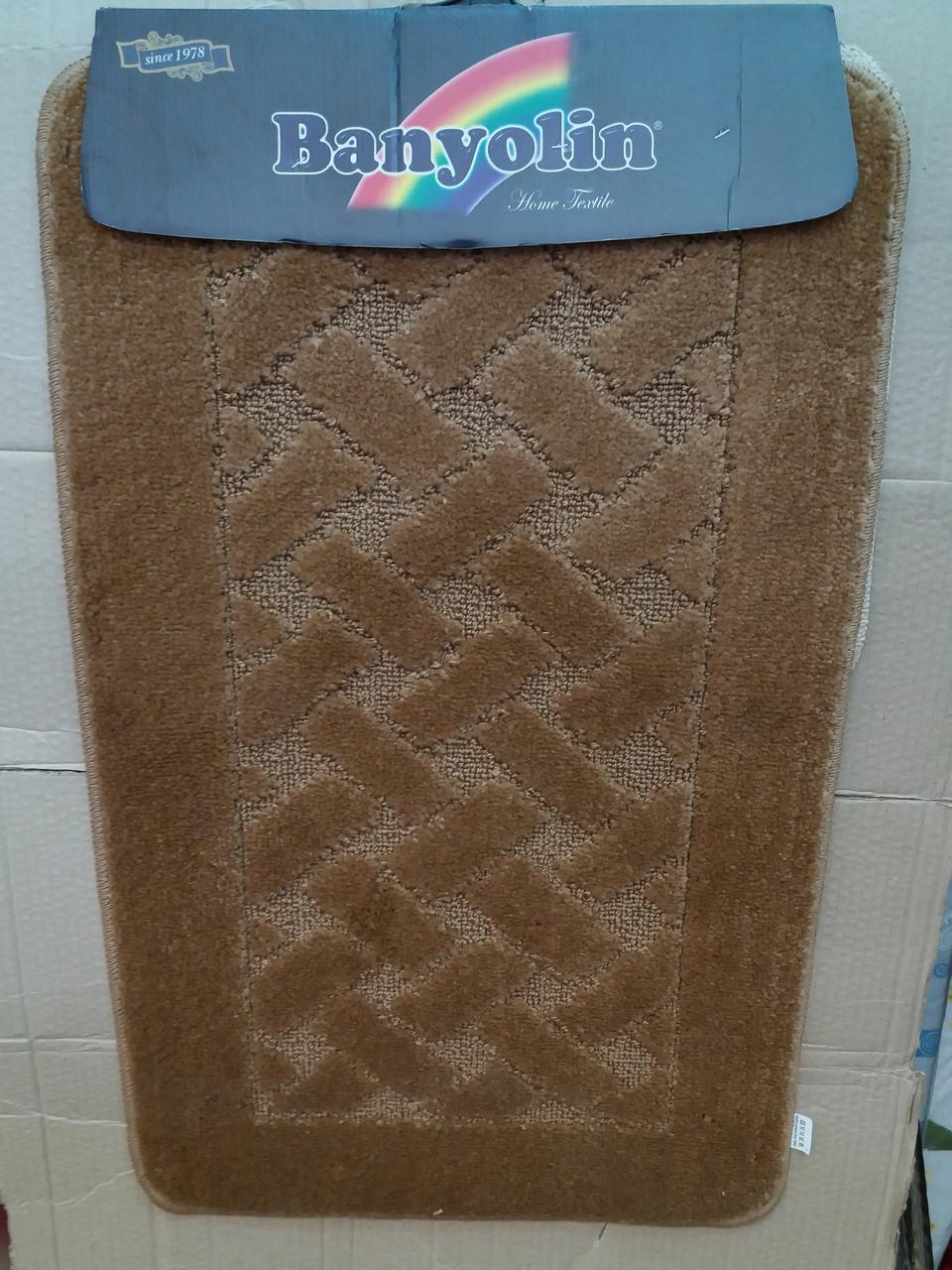 Коврики для ванной и туалета 50*80 см
