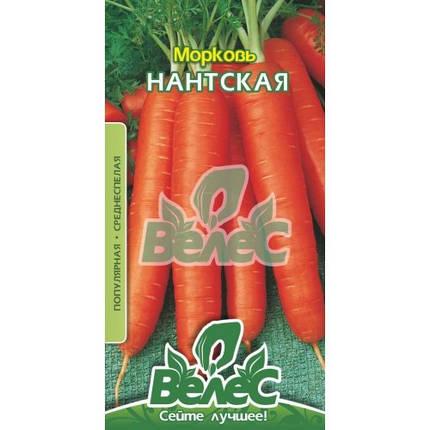 Морковь Нантская 3г, фото 2