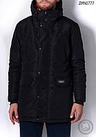 Зимняя куртка (парка) Forest - West black Art. ZMN0777 (чёрный)
