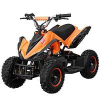 Электрический квадроцикл HB-6 EATV 800 B-7 оранжевый