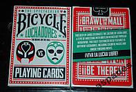 Карты  игральные Bicycle Luchadores