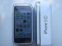 iPhone 5C 8GB WHITE 4G. Новый. NeverLock