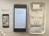 Apple iPhone 5C 16GB WHITE. Новый. NeverLock