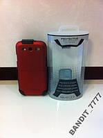 Чехол для Samsung Galaxy SIII сотовые телефоны-Red