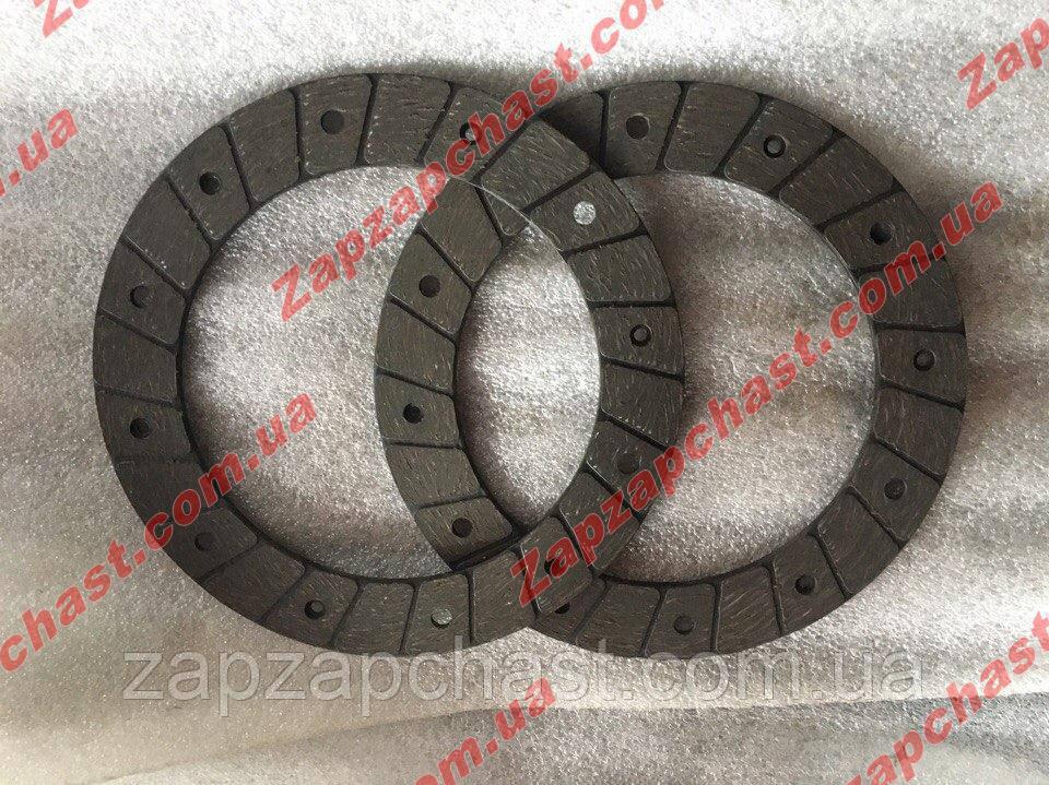 Ремкомплект диска сцепления Ваз 2101 2102 2104 2105 2107 накладки сцепдения сверленые